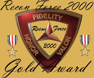 Recon Force 2000 Gold