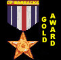 Delta Force Barracks Gold Award