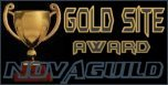 NovaGuild Gold Award