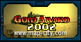 Map City Gold Award
