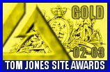 Tom Jones Gold Award